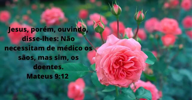 12 Versículos da Bíblia sobre Saúde