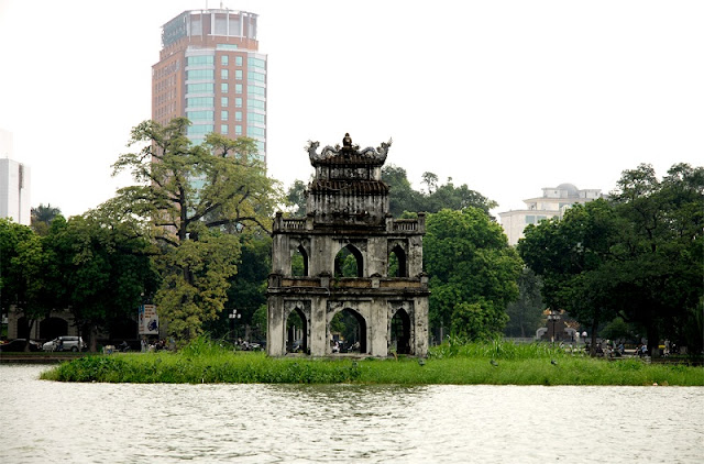 Top 5 'must-see' tourist Hanoi attractions!! 5