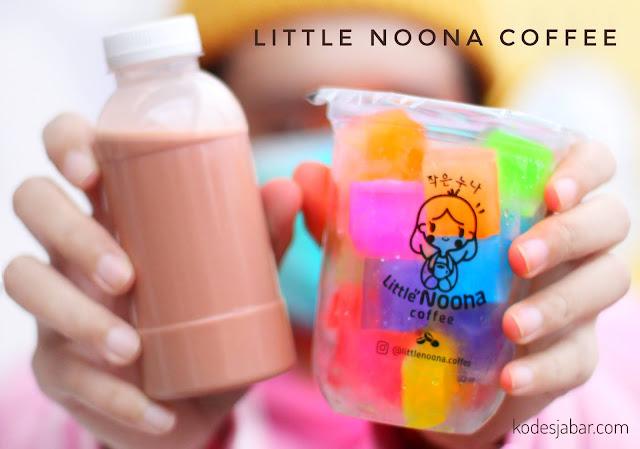 Little Noona Coffee, Minuman Ala Korea yang Lagi Hits di Cimahi