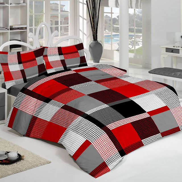 Yatak Odanıza Farklılık Katacak Tasarım Nevresim Takımları Evidea.com'da!
