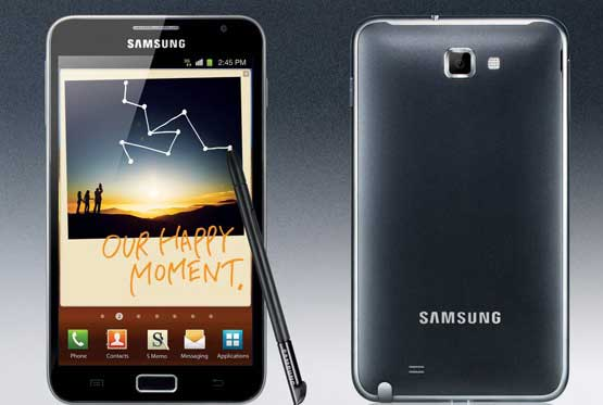 Samsung galaxy note price in brithish pound