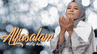 Lirik Lagu Alfa Salam - Wafiq Azizah