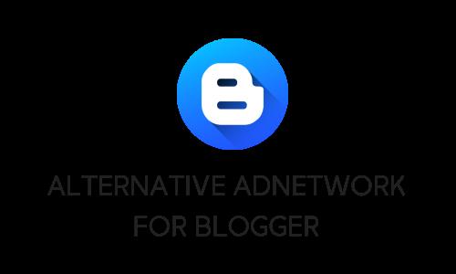 Alternative adnetwork for blogger
