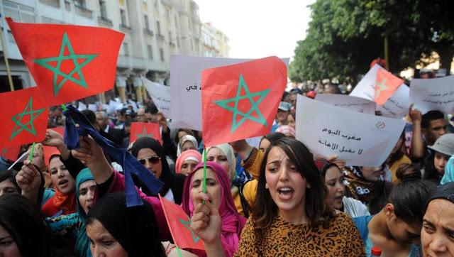 حقوق المرأة المغربية