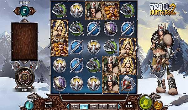 Main Slot Indonesia - Troll Hunters 2 (Play N Go)