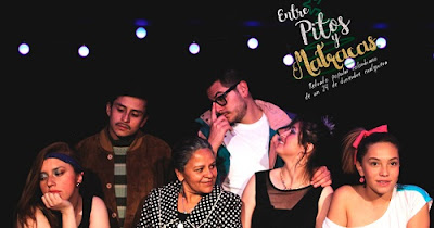 ENTRE PITOS Y MATRACAS (TEATRO)