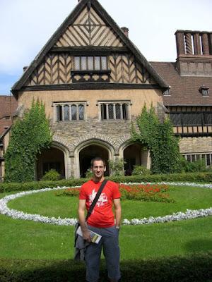 Palacio Cecilienhof en Potsdam