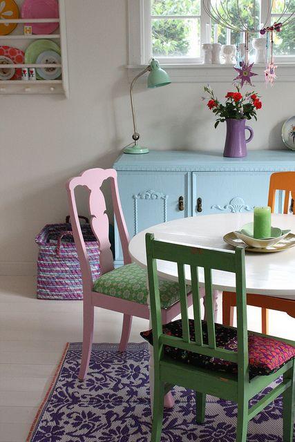 Bright Home Decor To Inspire Today