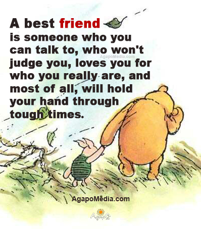 A Best Friend!