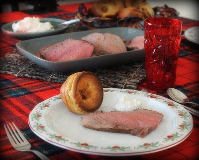 Perfectly Cooked Roast Beef