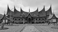 rumah adat gadang berasal sumatera barat