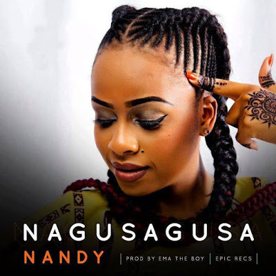 Nagusa%2BGusa%2BART AUDIO : Nandy - Nagusagusa : Download Mp3