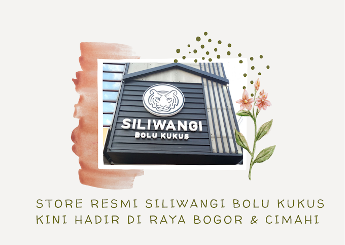 Store Resmi Siliwangi Bolu Kukus Kini Hadir di Raya Bogor & Cimahi