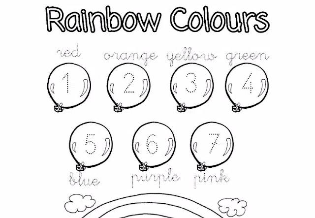 Materi Bahasa Inggris Kelas 1: Colors