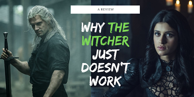 Why The Witcher just doesn't work | hguy.blogspot.com