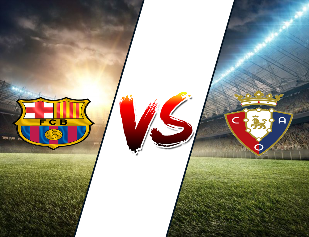 مشاهدة مباراة برشلونة واوساسونا بث مباشر اليوم الخميس 16-7-2020 يلا شوت الجديد في الدوري الاسباني