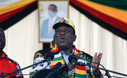 Zimbabwe President Speaks Out on Attempted Assassination