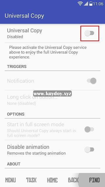 Cara Mengatasi Teks Tidak Bisa di Copy di Android