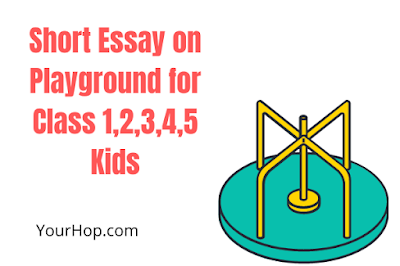 Essay on Playground