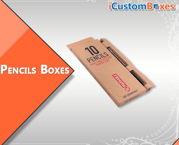 Pencil Boxes Bulk