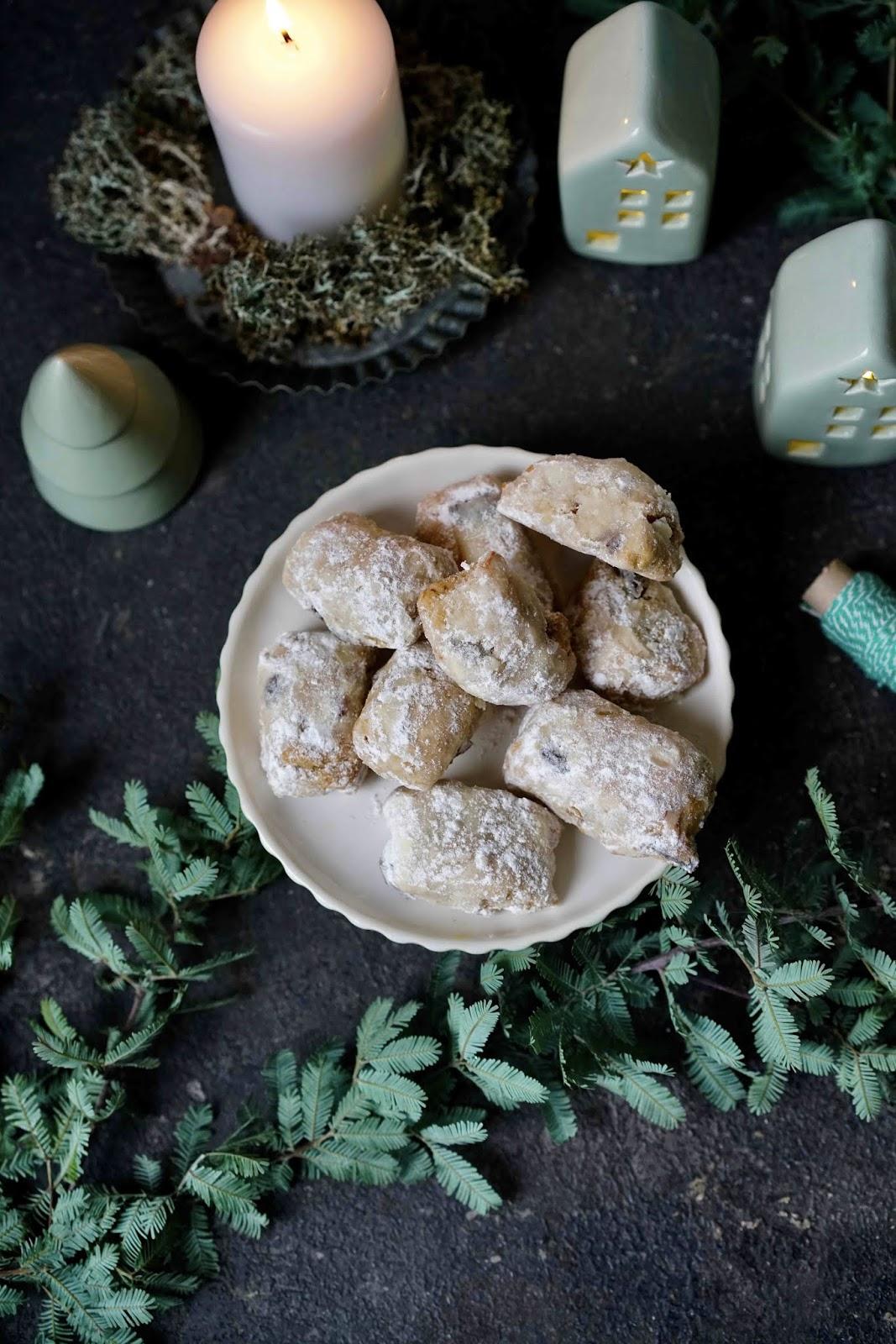 stollen , recette de noel , traditions de Noel , mini stollen , cuisine allemande