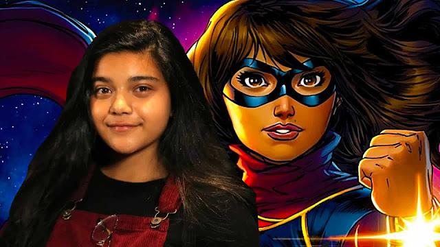 Ms Marvel Kamala Khan Iman Vellani