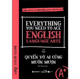 Everything You Need To Ace English Language Arts – Quyển Vở Ai Cũng Muốn Mượn ebook PDF EPUB AWZ3 PRC MOBI