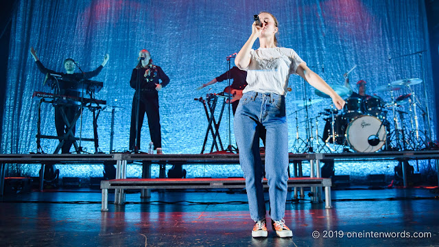 Sigrid at The Danforth Music Hall on September 24, 2019 Photo by John Ordean at One In Ten Words oneintenwords.com toronto indie alternative live music blog concert photography pictures photos nikon d750 camera yyz photographer