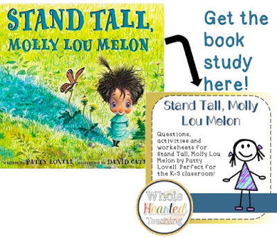 https://www.teacherspayteachers.com/Product/Stand-Tall-Molly-Lou-Melon-A-Literacy-Unit-2581512
