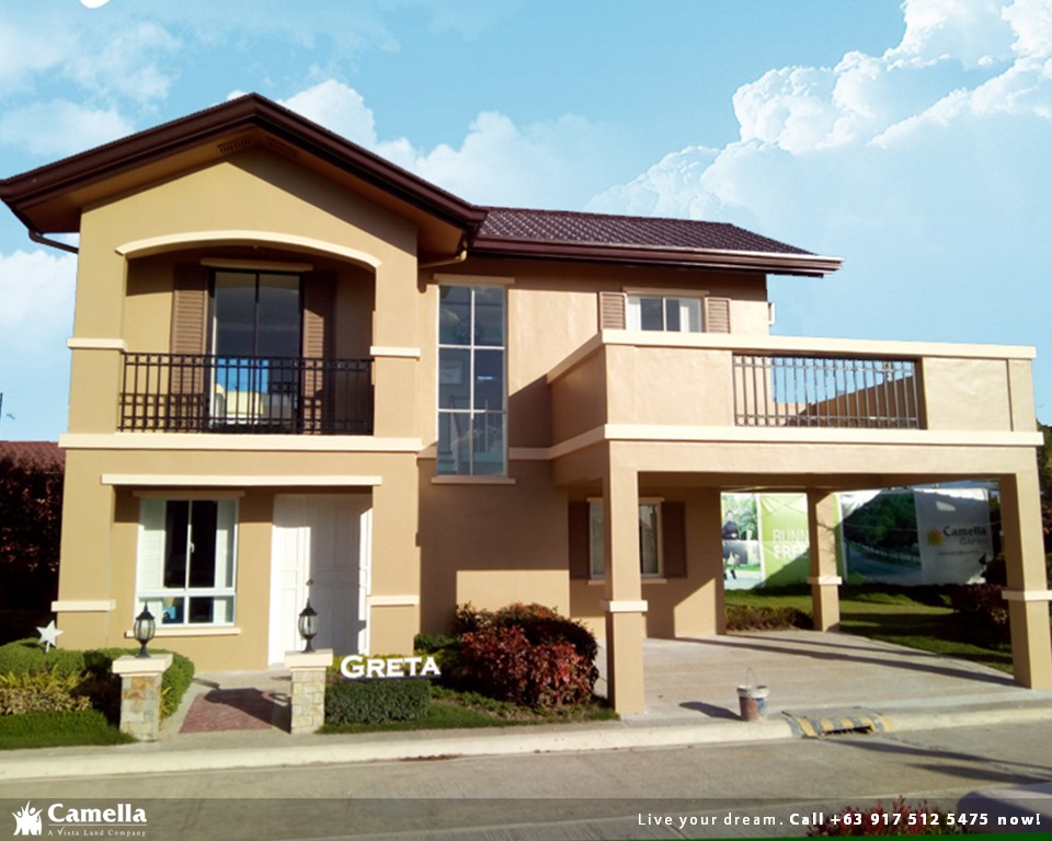 Photos of Greta - Camella Tanza | House & Lot for Sale Tanza Cavite