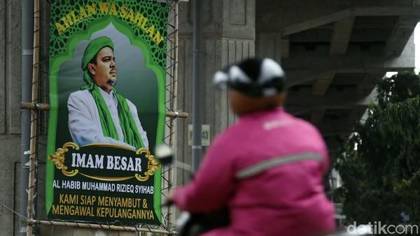 Ungkap Isi Pertemuan dengan Pangdam Jaya, FPI DKI Siap Bantu Copot Baliho