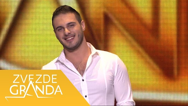 Riste Risteski gewinnt Balkan Casting Show Zvezde Granda 2017
