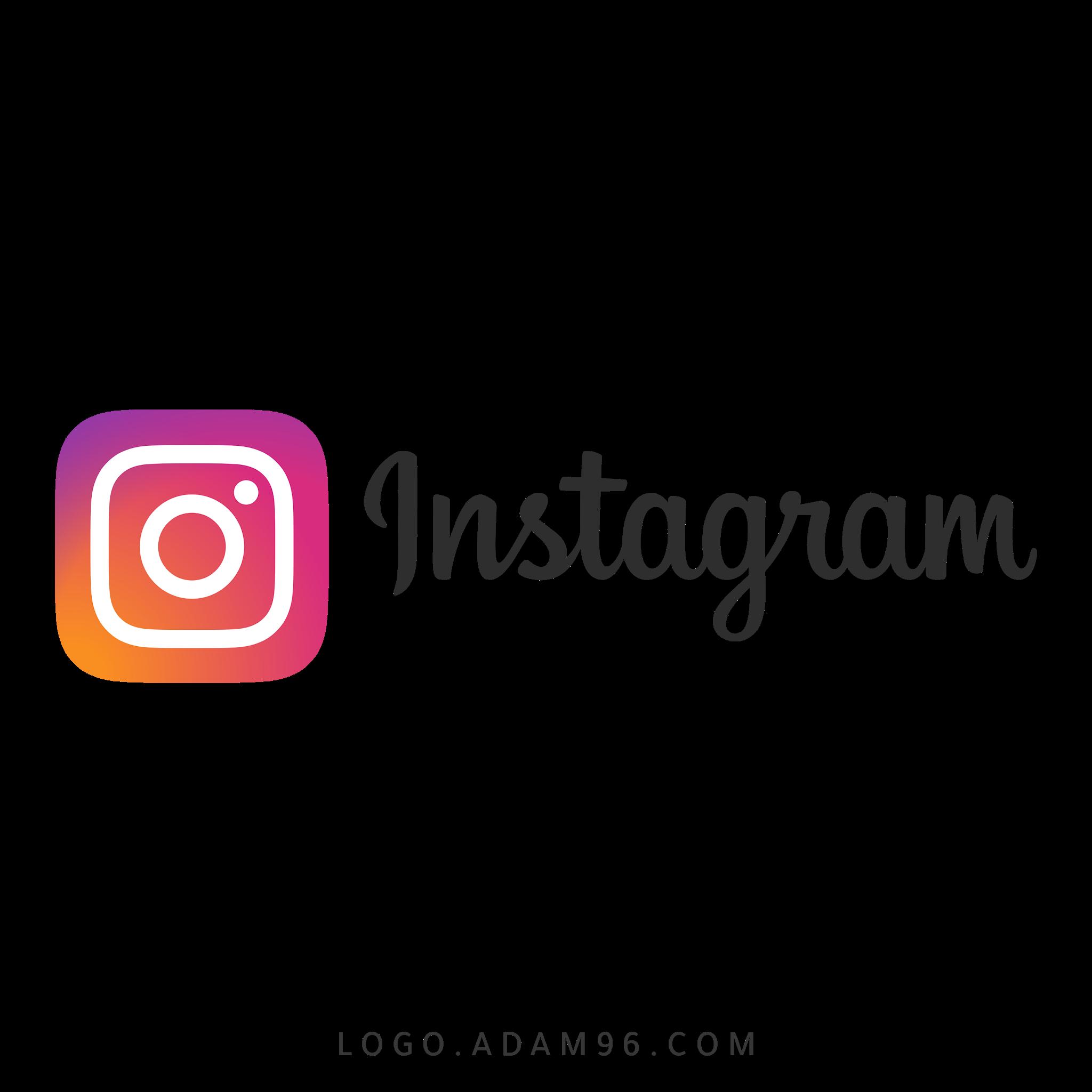 تحميل لوجو انستقرام الرسمي بدقة عالية شفاف Logo Instagram PNG