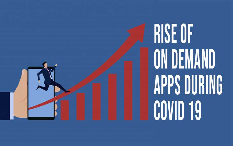 Rise Of On Demand Apps During COVID 19