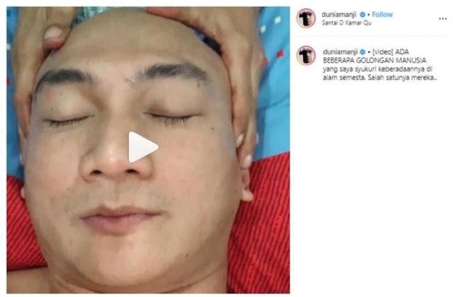 Ditangkap Polisi Gegara Narkoba, IG Anji Diserbu Netizen: Kirain Bersih...