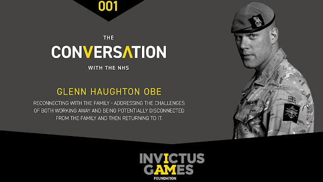 The Invictus Foundation announced that following a joint health and wellbeing webinar last year which introduced members of the NHS workforce to former Invictus Games competitors, the NHS is working with the Foundation on a series of podcasts designed to help inspire and support their staff. Other collaborative events will follow.