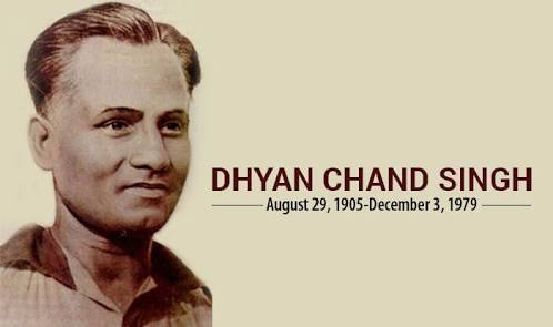 Major dhyanchand-