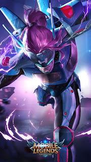 Saber Spacetime Swordmaster Heroes Assassin of Skins V1