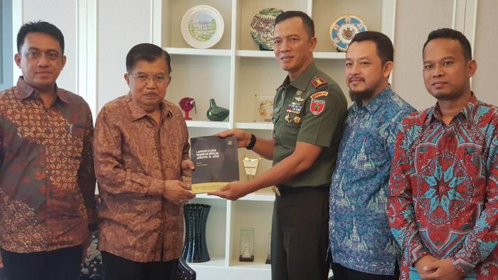 JK Respon Baik Pendirian Museum Jenderal M. Jusuf