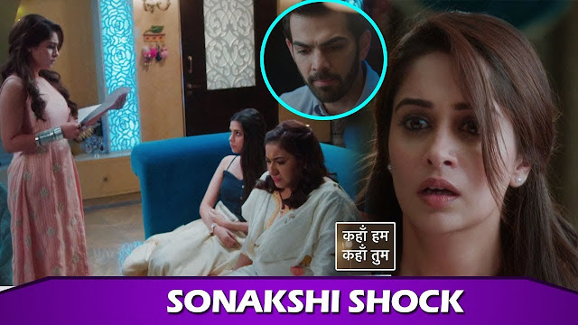 Heartbroken Twist : Rohit's defamation case to break Sonakshi's heart in Kahaan Hum Kahaan Tum