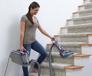 Tips Menggunakan Vacuum Cleaner