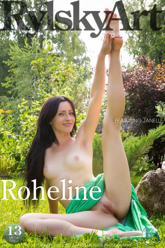 Janelle_Roheline Rylsky-Art 2014-12-29 Janelle - Roheline 12070
