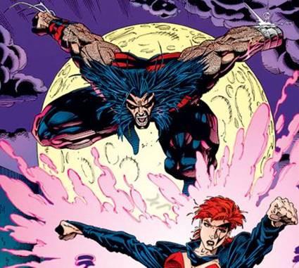 Versión alternativa de Logan de La era de apocalipsis