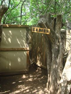 safari, botswana, wc
