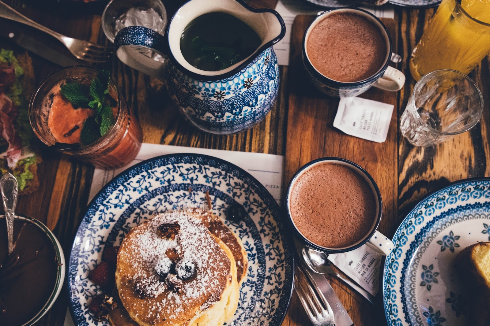 breakfast france