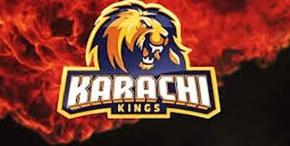 Karachi Kings Team 2020