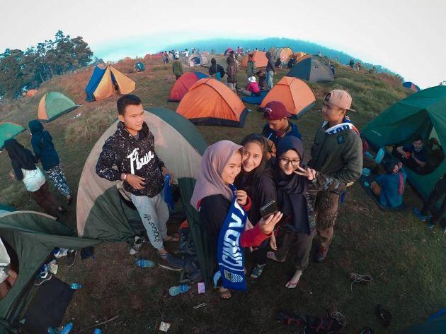 tempat kemping gunung artalela @e nasl