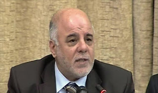 رئيس وزراء العراق يُصدر أمرا بوقف إجراءات استفتاء كردستان المخالفه الى الدستور