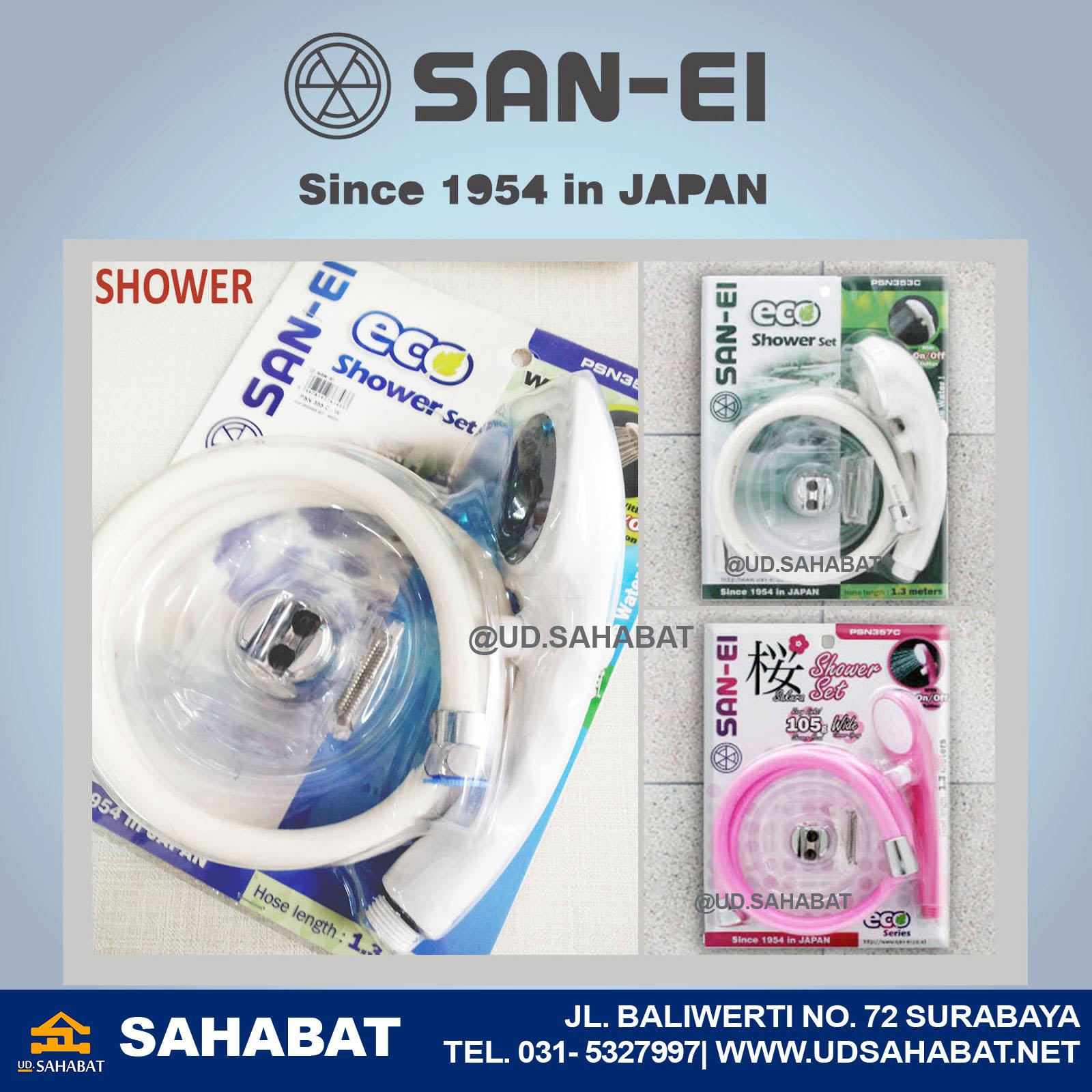 jual shower mandi San Ei surabaya