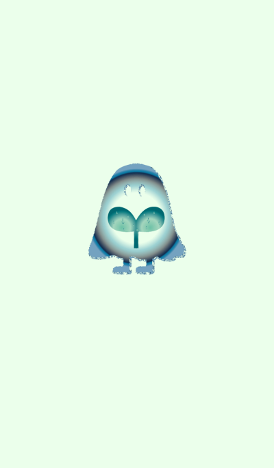 Ghost's lucky seedling